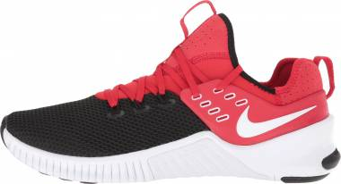 Nike Free x Metcon University Red/White/Black Men