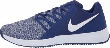 Nike Varsity Compete Trainer Deep Royal Blue/White/Pure Platinum Men