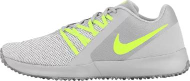 Nike Varsity Compete Trainer - Gray Neon Green