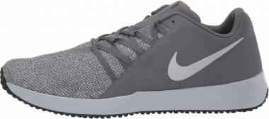 Nike Varsity Compete Trainer - Dark Grey/Metallic Silver/Wolf Grey (AA7064009)