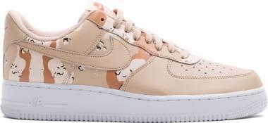 Nike Air Force 1 07 Low Camo Bio Beige/Orange Quartz/Terra Orange Men