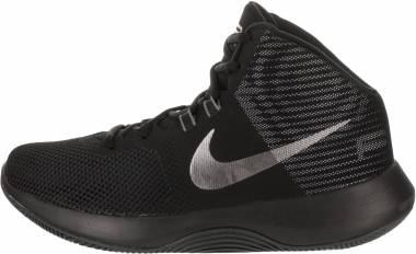 Nike Air Precision - Schwarz (Schwarz - Silber )