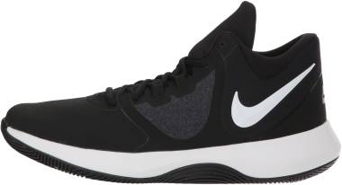 sports shoes e0ec7 bc87c Nike Air Precision II Black White Men