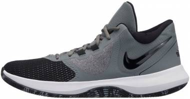 Nike Air Precision II - Multicolore (Cool Grey/Black/White/Wolf Grey 001)