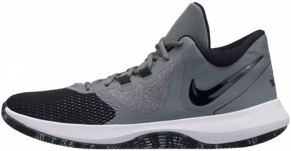 Nike Air Precision II - Multicolour Cool Grey Black White Wolf Grey 011 (AA7069011)