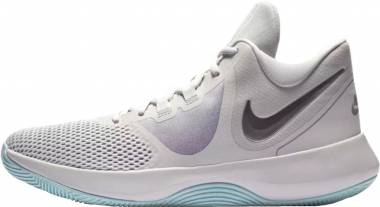 c03f2071a9e Nike Air Precision II Vast Grey Chrome-atmosphere Grey Men