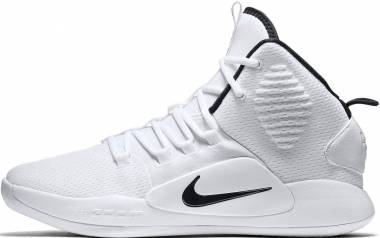 best sneakers 7ea5f 92abb Nike Hyperdunk X Black White Men