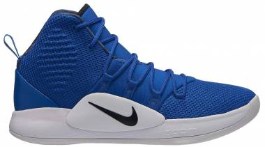 Nike Hyperdunk X - Multicolore Game Royal Black White 001