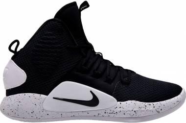 Nike Hyperdunk X - Noir Black Black White 001
