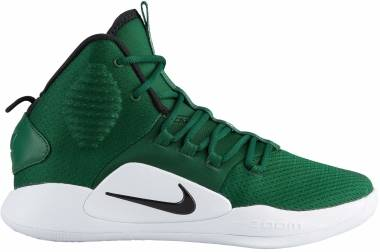 Nike Hyperdunk X - Gorge Green/Black-white