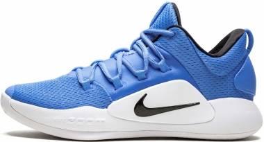 Nike Hyperdunk X Low - University Blue Black White
