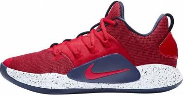 Nike Hyperdunk X Low - Multicolore University Red University Red 600