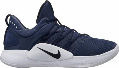 Nike Hyperdunk X Low - Multicolore Midnight Navy Black White 001