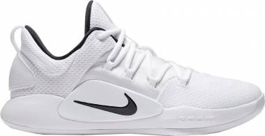 Nike Hyperdunk X Low White/Black Men