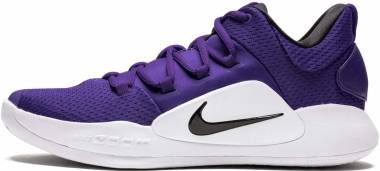 Nike Hyperdunk X Low - Court Purple/White (AR0463500)