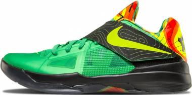 Nike KD 4 Green Men