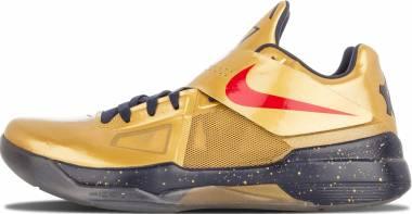 Nike KD 4 - Gold