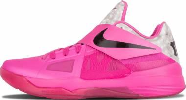 Nike KD 4 Pink Men