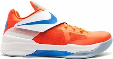 Nike KD 4 - Orange (473679800)