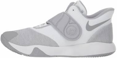 Nike KD Trey 5 VI Multicolore (White/Wolf Grey/White 001) Men