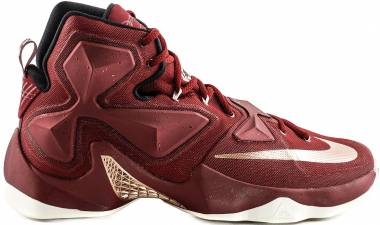 Nike Lebron 13 - Red