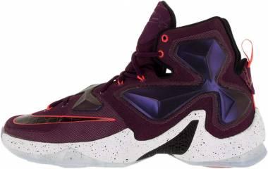 Nike Lebron 13 - mulberry, blk-pr pltnm-vvd prpl (807219500)