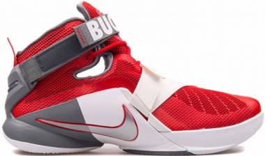 Nike LeBron Soldier 9 Red Men