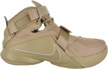Nike LeBron Soldier 9 Tan Men