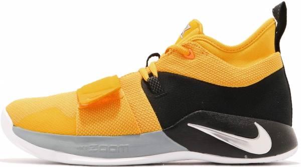 Nike PG 2.5 - Multicolour Amarillo Chrome Black 700