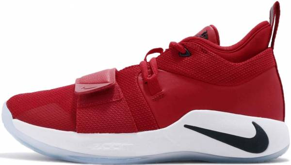Nike PG 2.5 - Gym Red/Dark Obsidian-white