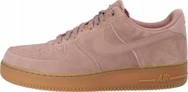 Nike Air Force 1 07 LV8 Suede - Rosa (AA1117600)