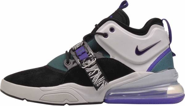 Nike Air Force 270 Black/Court Purple