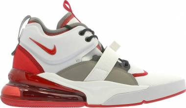 Nike Air Force 270 - Summit White/University Red