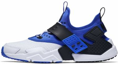 Nike Air Huarache Drift Premium - White Racer Blue Black