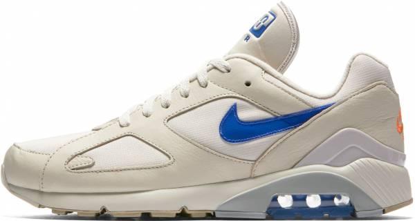 Nike Air Max 180 sneakers in white | RunRepeat