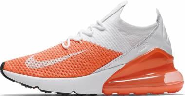 Nike Air Max 270 Flyknit - Orange (AH6789601)