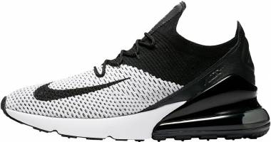 Nike Air Max 270 Flyknit - Negro