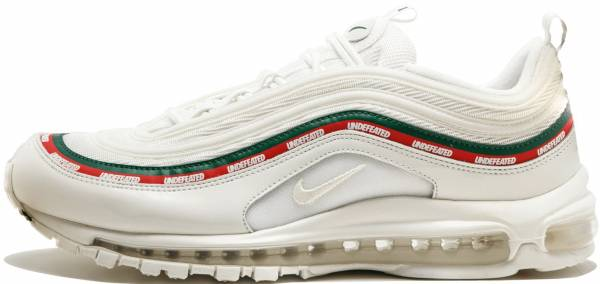 Nike Air Max 97 x Undefeated - White (AJ1986100)