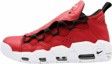 Nike Air More Money Red Men