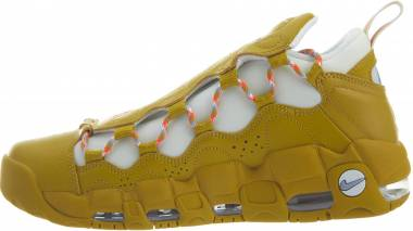 Nike Air More Money Yellow Men