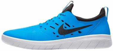 Nike SB Nyjah Free - 402/Photoblue/Black-white