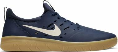 Nike SB Nyjah Free - Midnight Navy Summit White