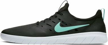 Nike SB Nyjah Free - Black/Tropical Twist - Black (AA4272006)