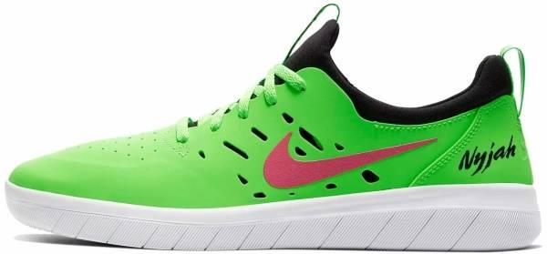 Nike SB Nyjah Free - Green Strike Watermelon Green Strike (AA4272301)