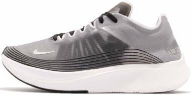 Nike Zoom Fly SP - Mehrfarbig (Black/Light Bone/White 001) (AJ9282001)