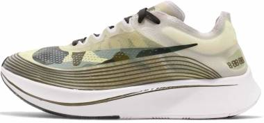 Nike Zoom Fly SP - Light Bone/Black-Olive Canvas (AV8074001)