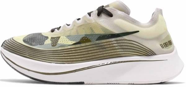 Nike Zoom Fly SP - Light Bone/Black-Olive Canvas (AV8074001)