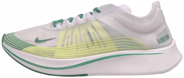 Nike Zoom Fly SP White/Lucid Green-summit White
