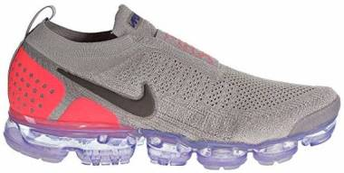 Nike Air VaporMax Flyknit Moc 2 Grey Men