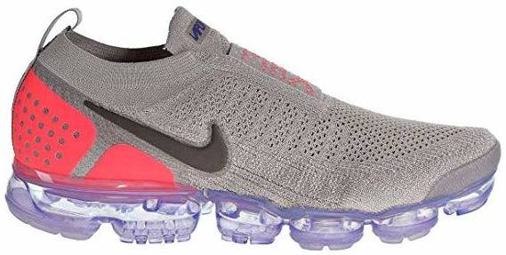 reputable site 104e4 a1b7e Nike Air VaporMax Flyknit Moc 2 Grey
